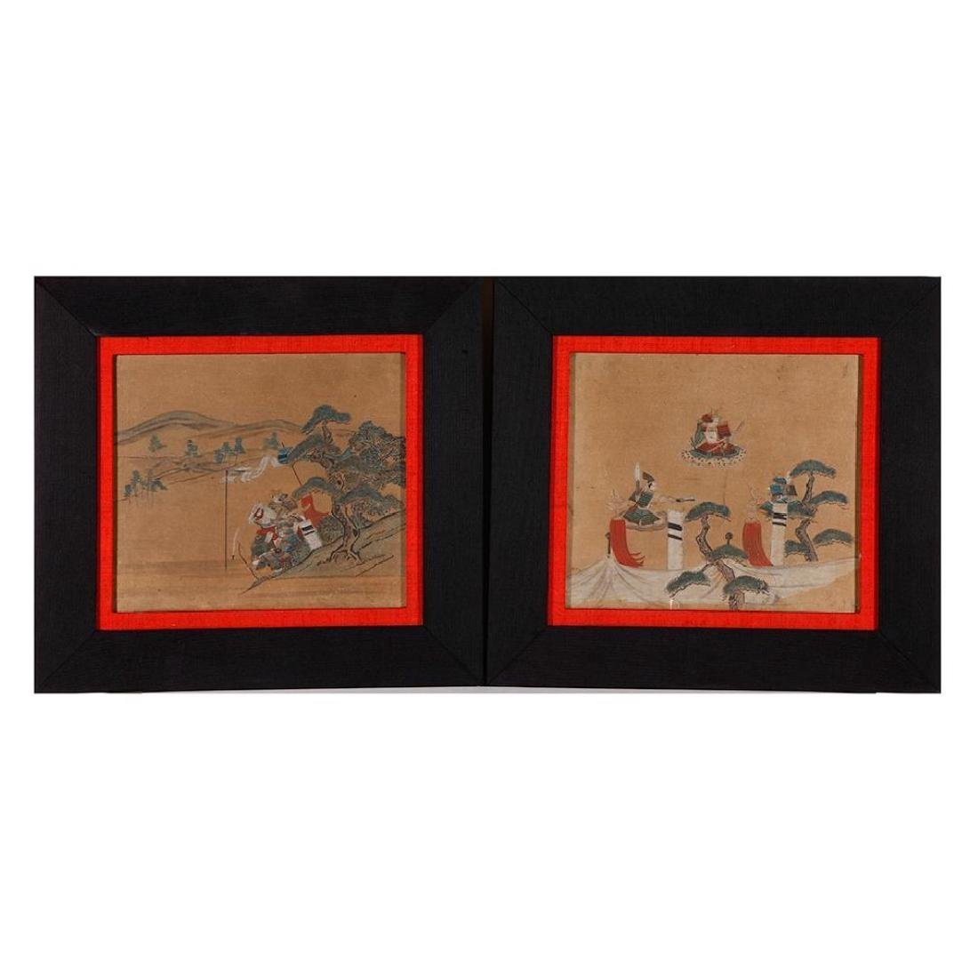 Antique Japanese Paintings