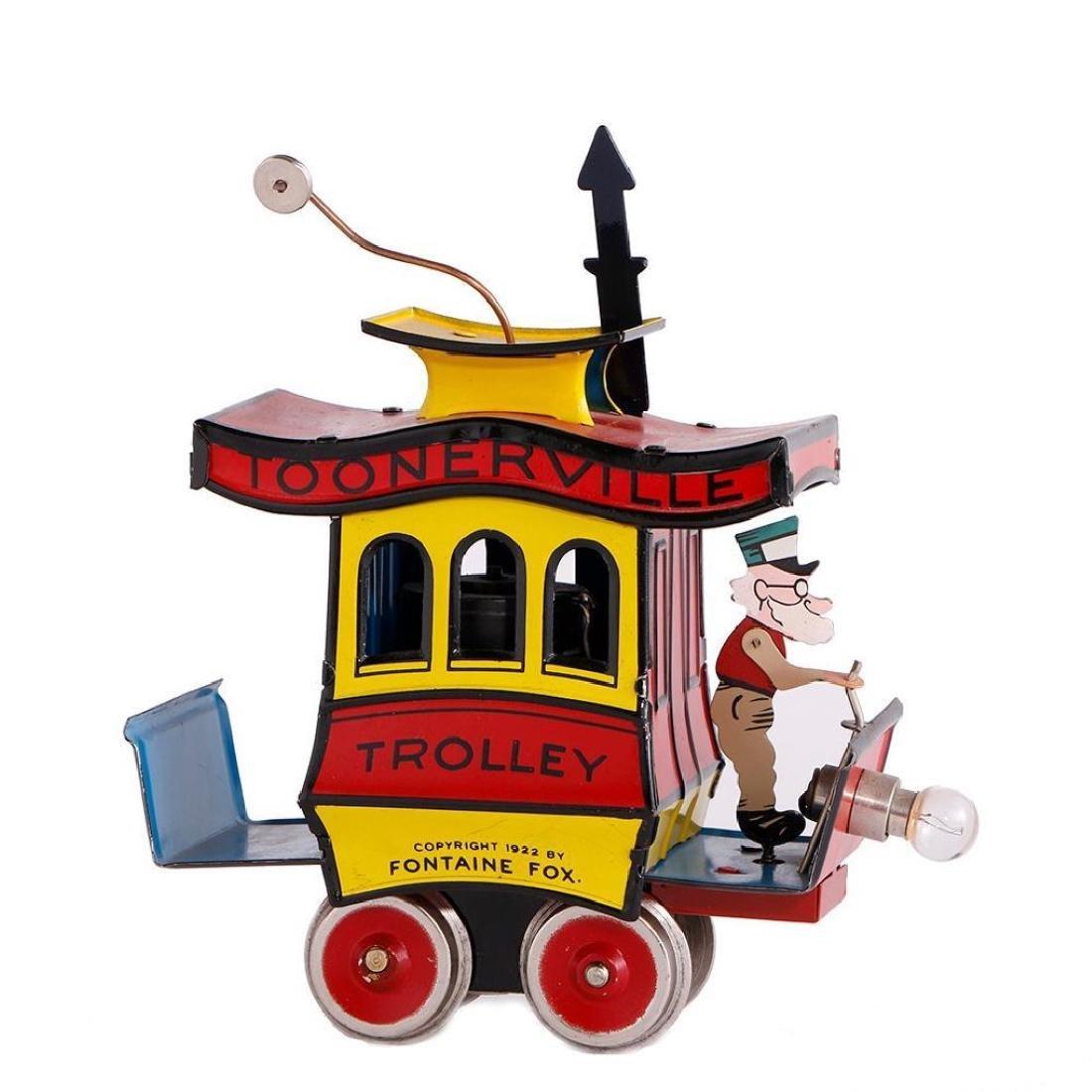 C&M 0 Gauge Toonerville Trolley
