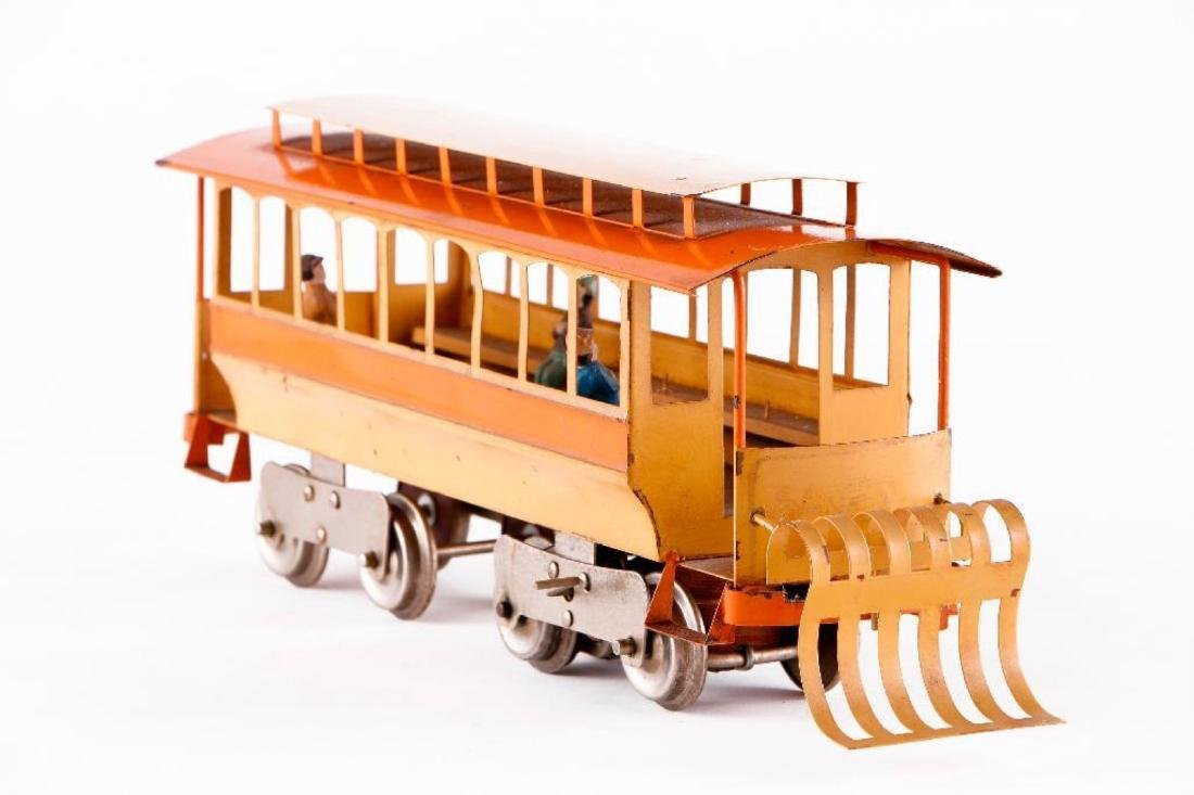 Lionel Standard Gauge #3 Trolley Reproduction - 8