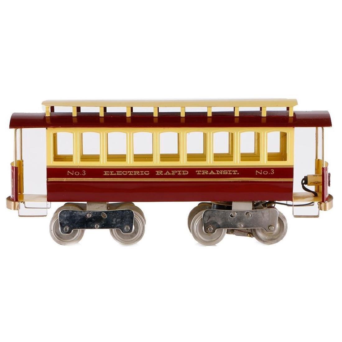 Pride Lines Standard Gauge Lionel #3 Trolley