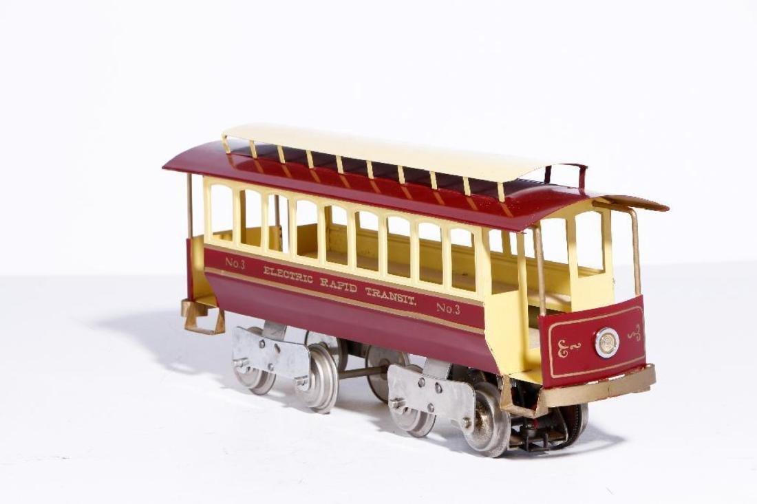 Pride Lines Standard Gauge Lionel #3 Trolley - 2