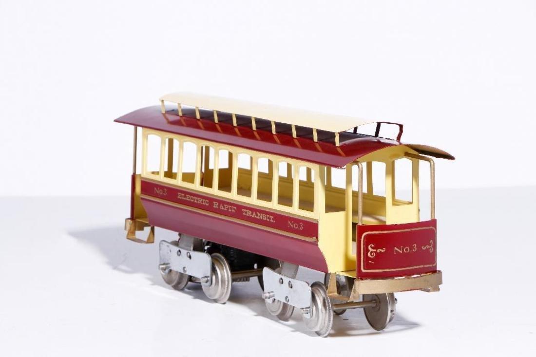 Pride Lines Standard Gauge Lionel #3 Trolley - 3