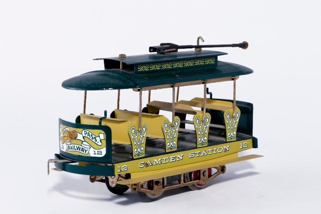 McCoy Union Pass Railway Standard Gauge Trolley - 2