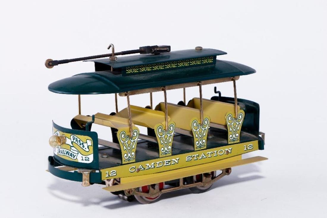 McCoy Union Pass Railway Standard Gauge Trolley - 3