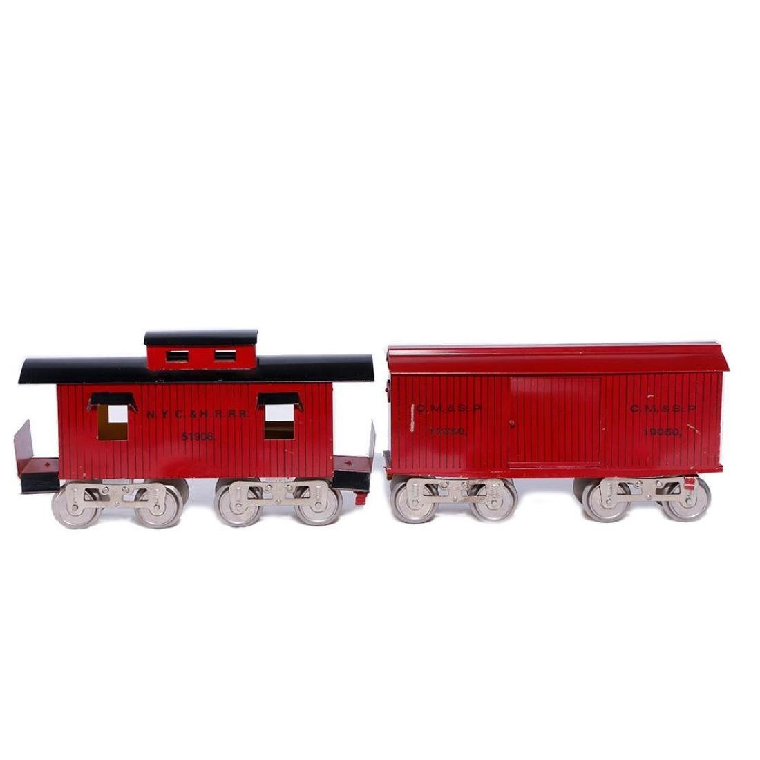 Cohen Reproduction Early Lionel Standard Gauge Freights