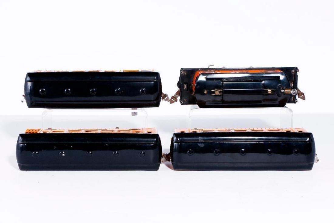 Ives Standard Gauge 3235 Locomotive, Passenger Set - 4