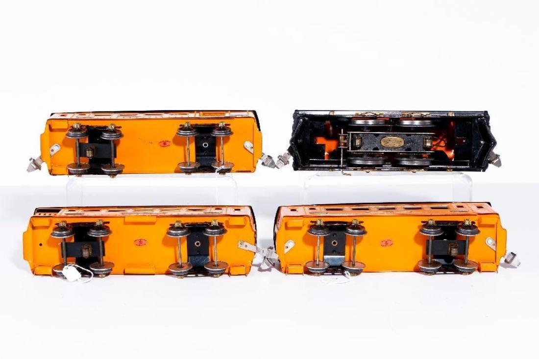 Ives Standard Gauge 3235 Locomotive, Passenger Set - 5