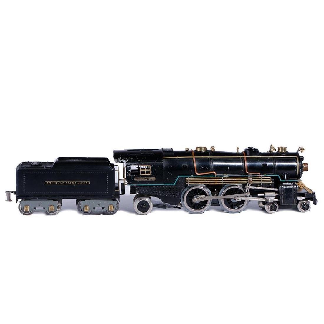 American Flyer Standard Gauge Steam Locomotive