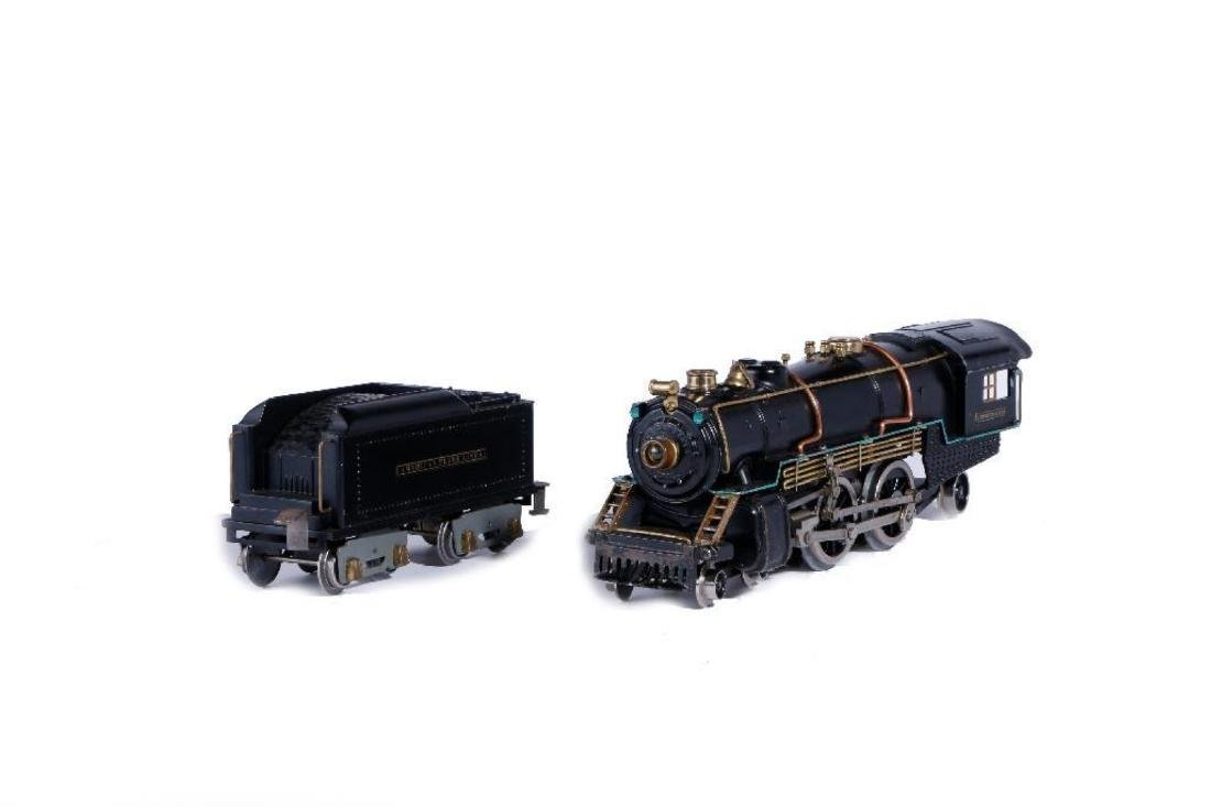American Flyer Standard Gauge Steam Locomotive - 2