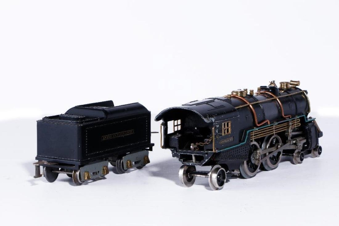 American Flyer Standard Gauge Steam Locomotive - 3