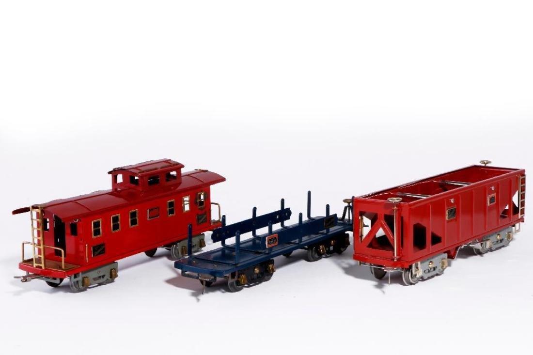 American Flyer Std. Gauge #4637 Locomotive & 4 Freights - 3