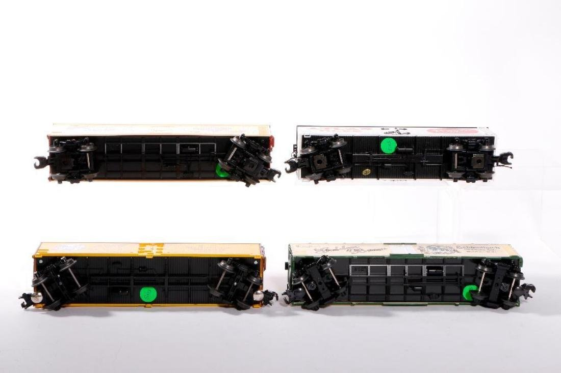 Lot of 8 MTH O Gauge Woodside Reefers - 4