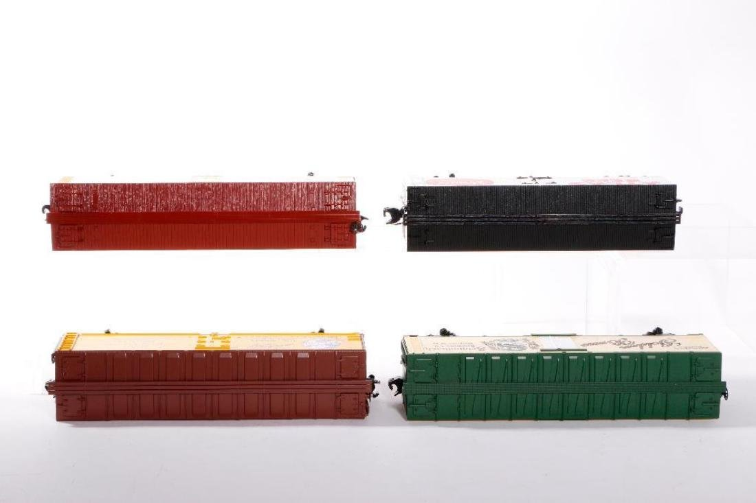 Lot of 8 MTH O Gauge Woodside Reefers - 5