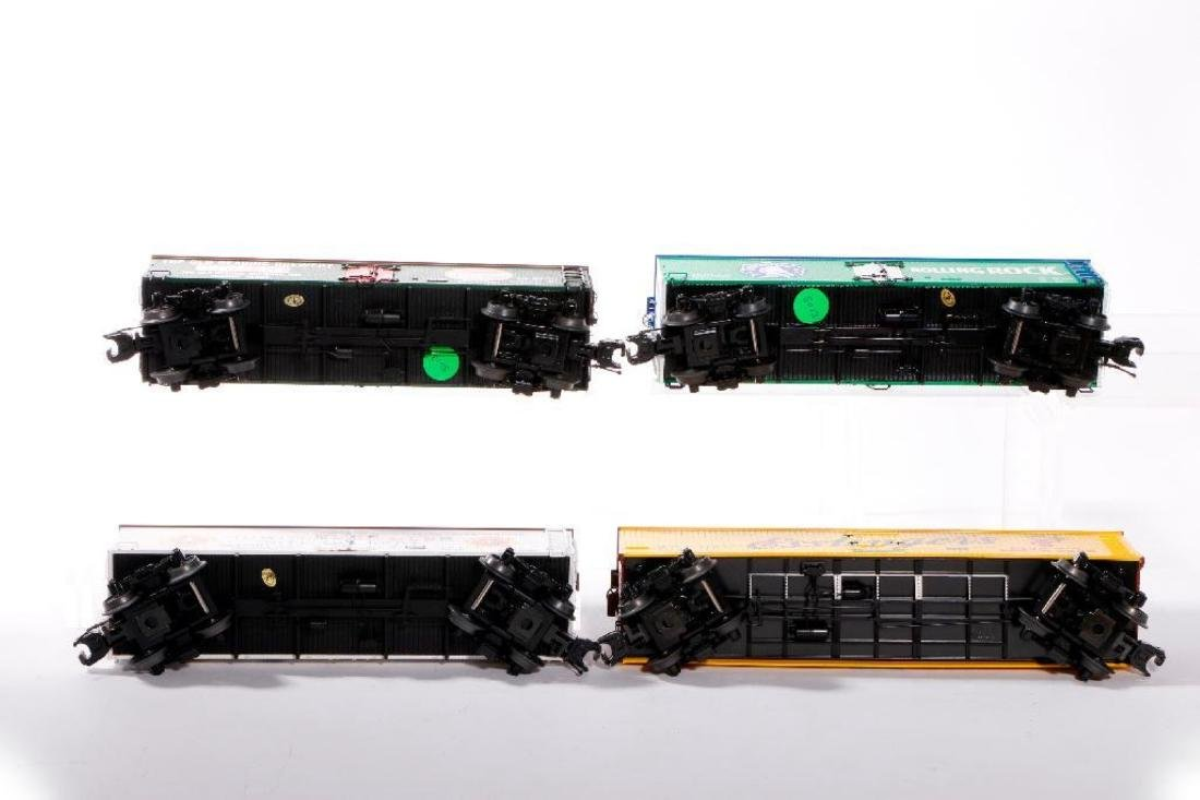 Lot of 8 MTH O Gauge Woodside Reefers - 6