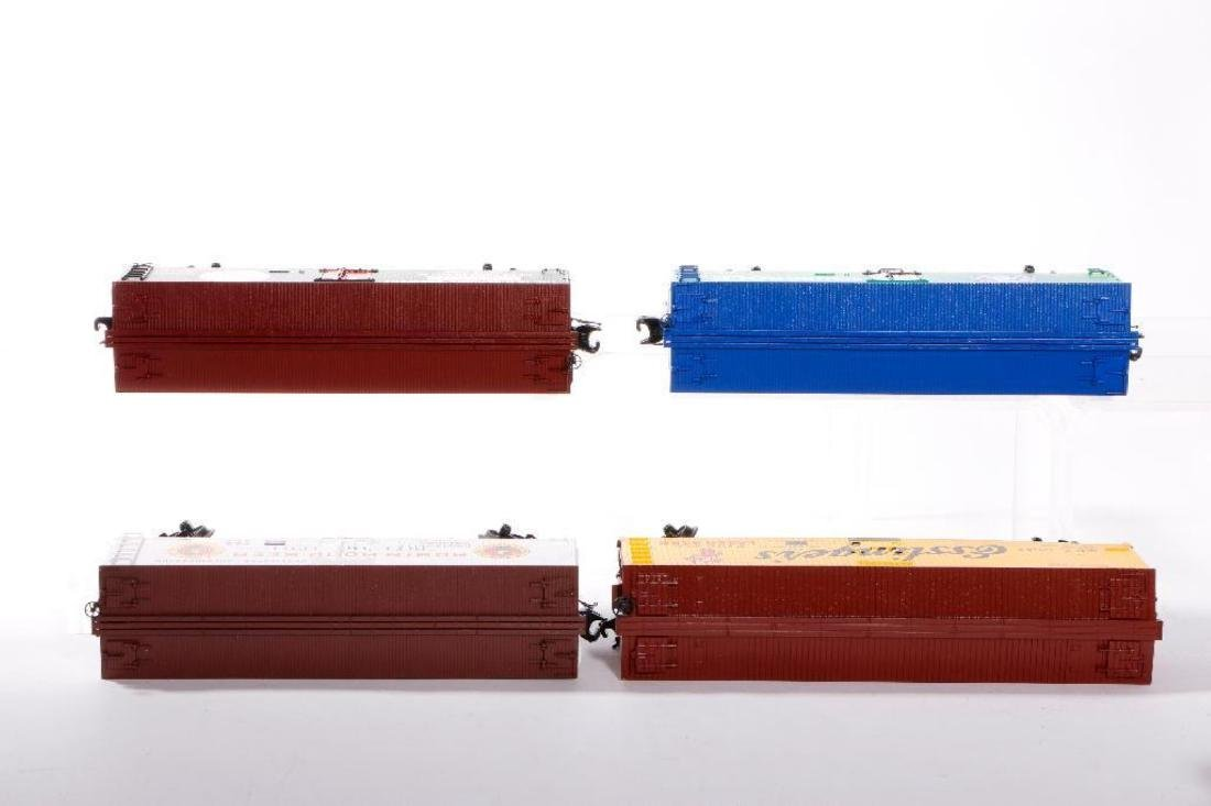 Lot of 8 MTH O Gauge Woodside Reefers - 7