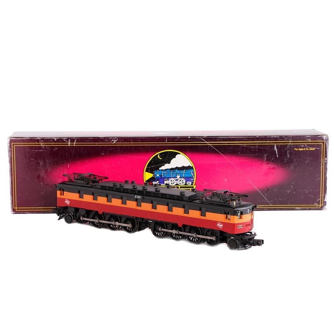 MTH Milwaukee FF1 Electric Locomotive, O Gauge