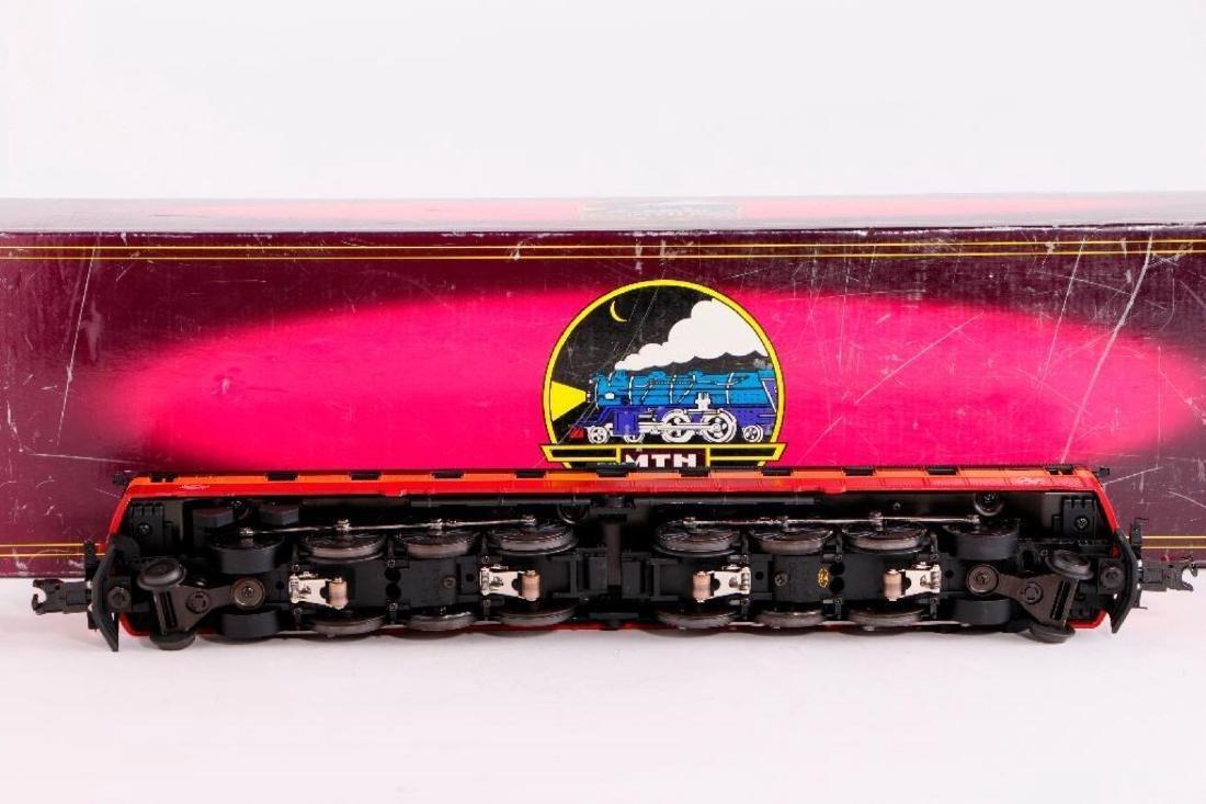 MTH Milwaukee FF1 Electric Locomotive, O Gauge - 4