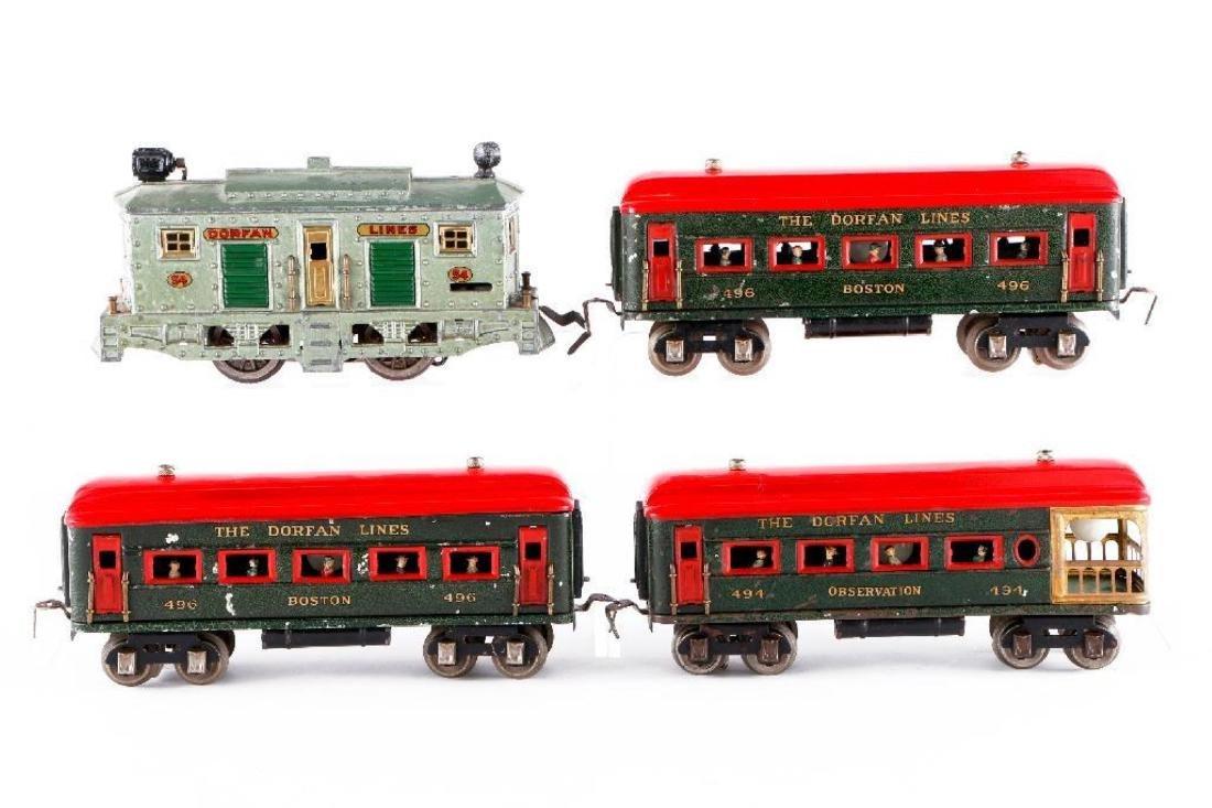 Dorfan O Gauge Passenger Set - 3