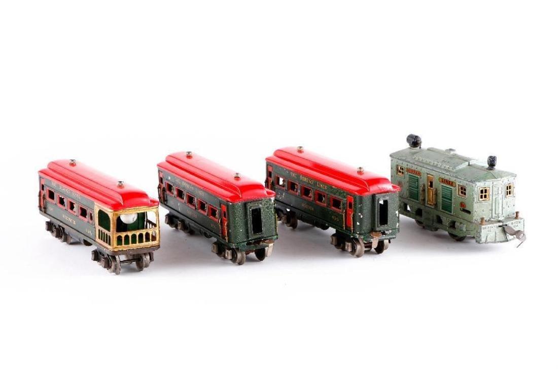 Dorfan O Gauge Passenger Set - 5