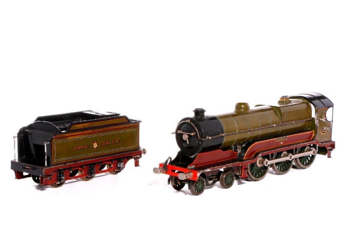 Bing #1 Gauge English Style 4-6-0 Steam Locomotive - 2