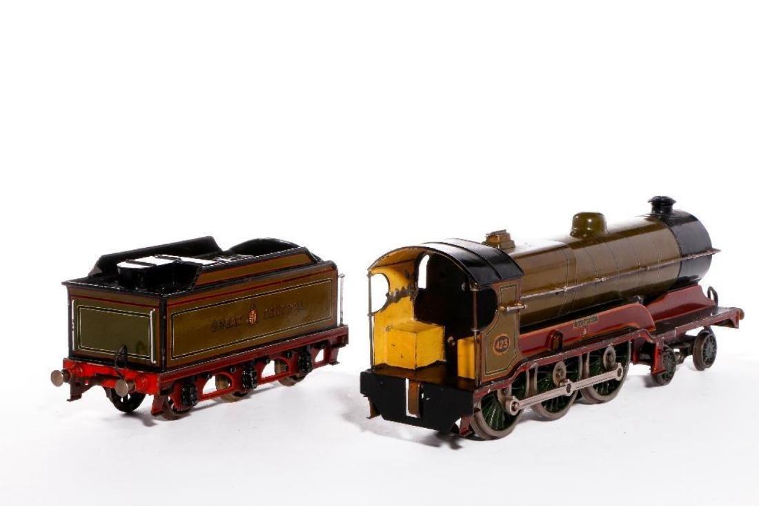 Bing #1 Gauge English Style 4-6-0 Steam Locomotive - 3