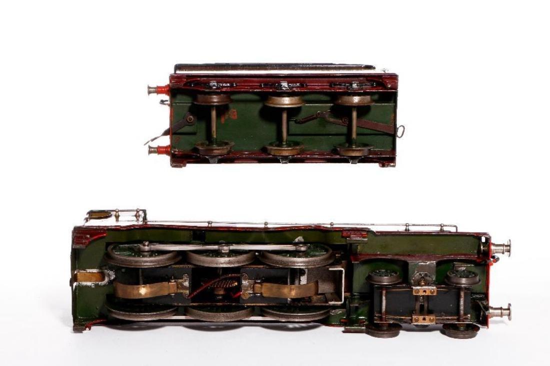 Bing #1 Gauge English Style 4-6-0 Steam Locomotive - 4
