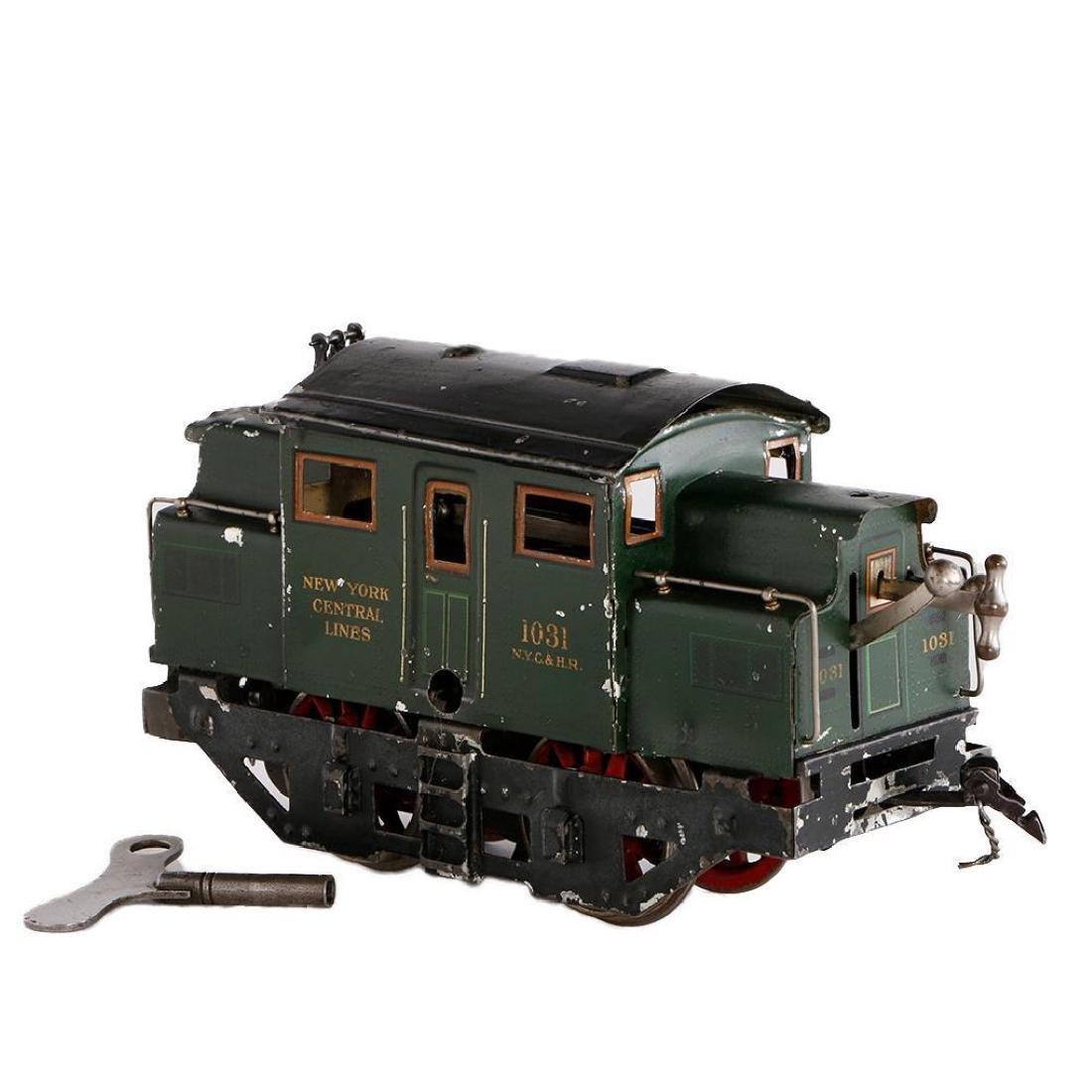 Marklin #1 Gauge U.S. Market Clockwork NYC Locomotive