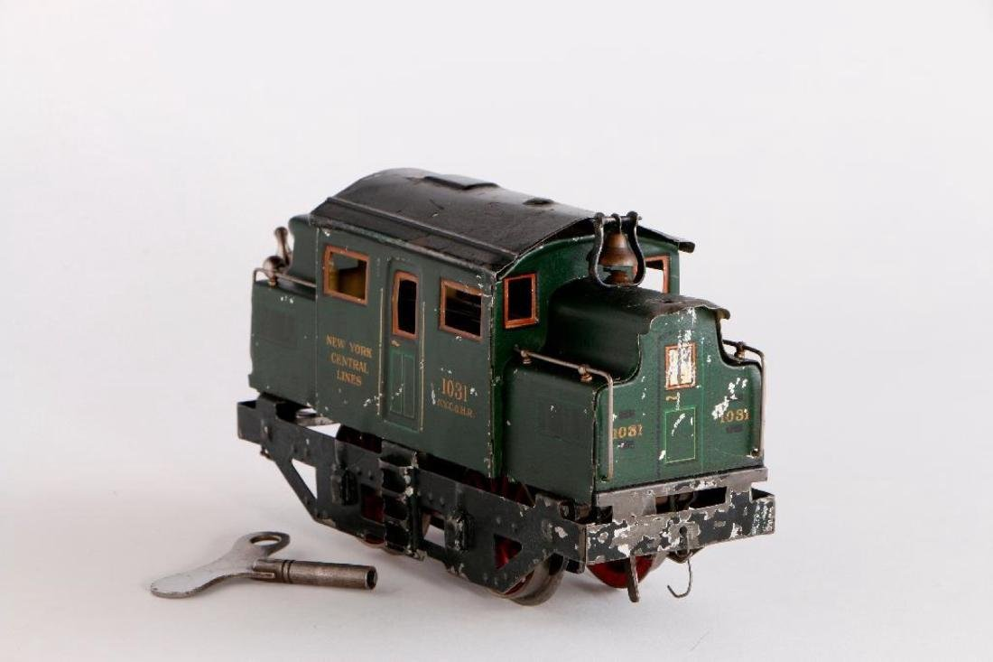 Marklin #1 Gauge U.S. Market Clockwork NYC Locomotive - 3