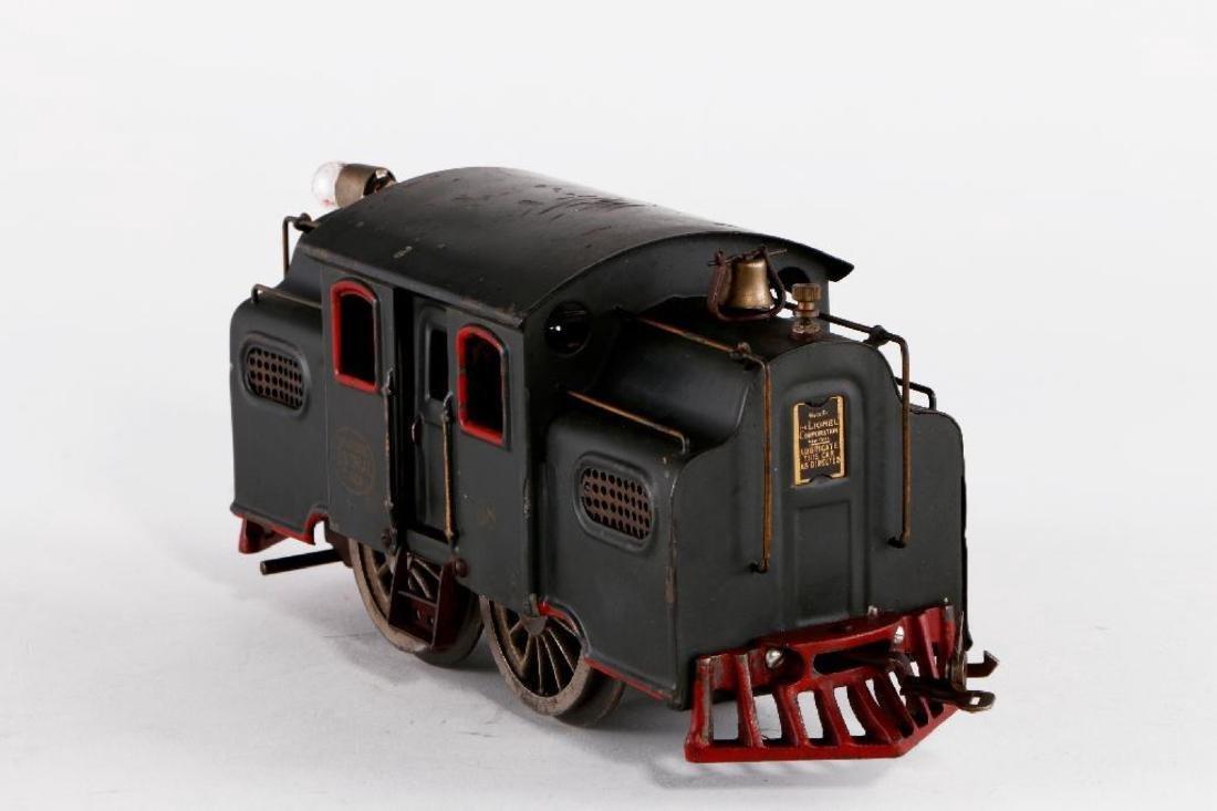 Lionel Standard Gauge 38 Locomotive, Gray - 2