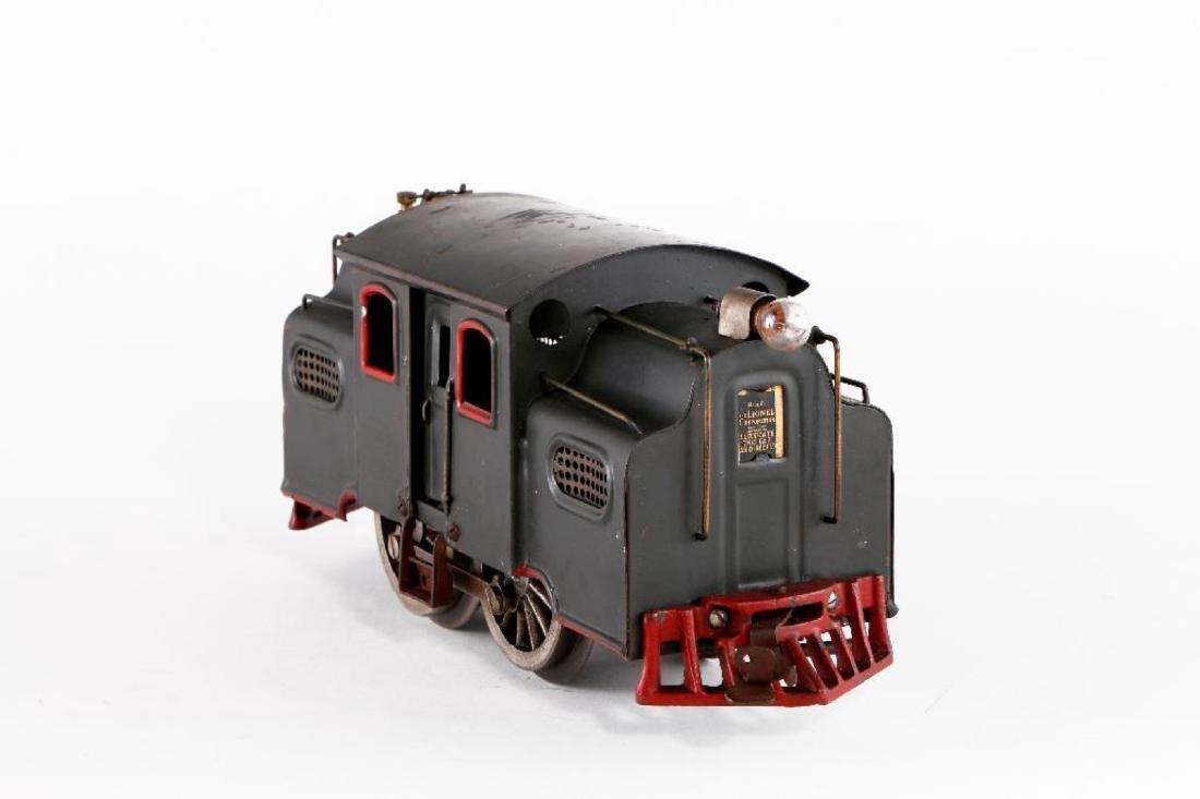Lionel Standard Gauge 38 Locomotive, Gray - 4