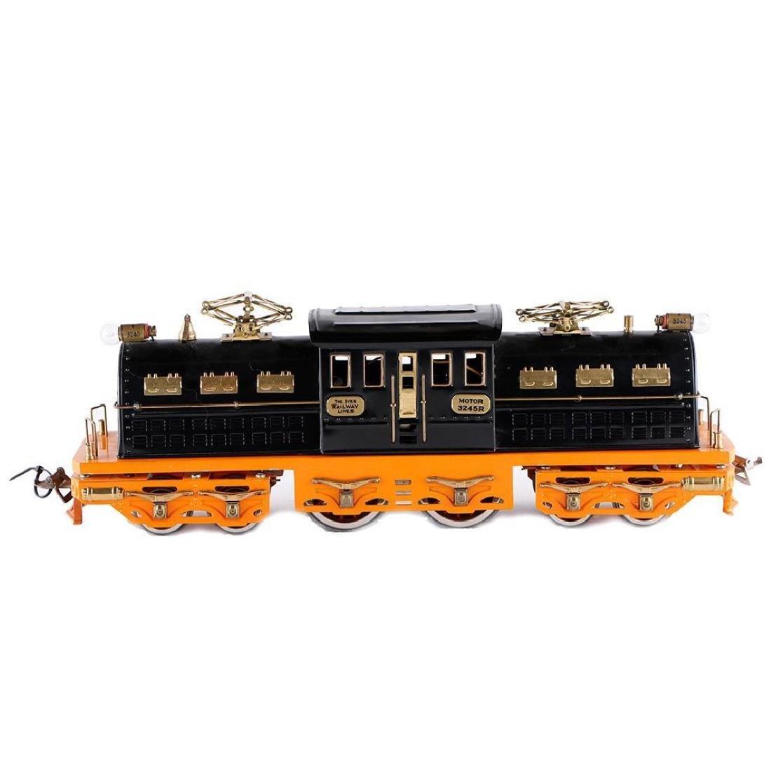 Ives Standard Gauge 3245R Reproduction Locomotive