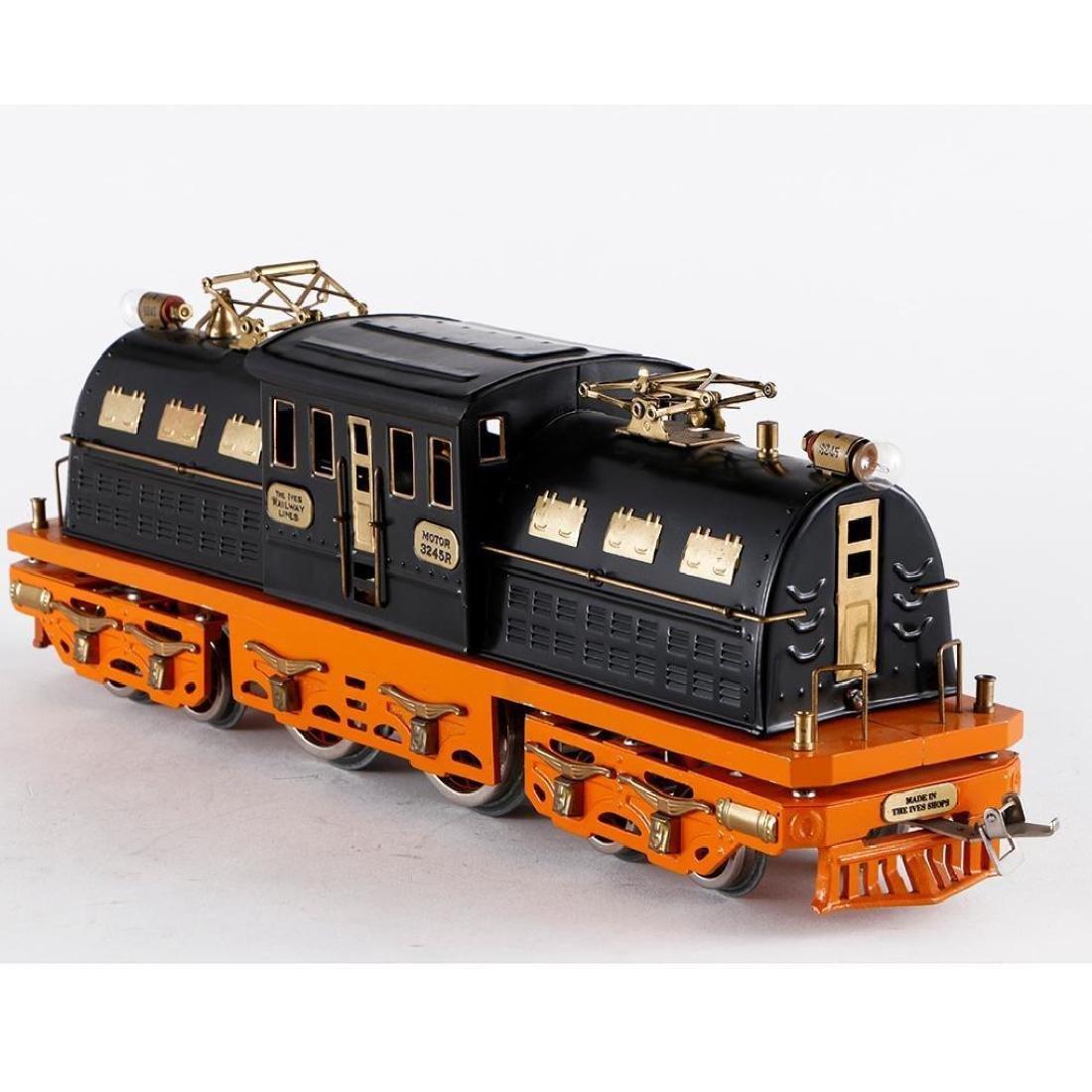 Ives Standard Gauge 3245R Reproduction Locomotive - 2