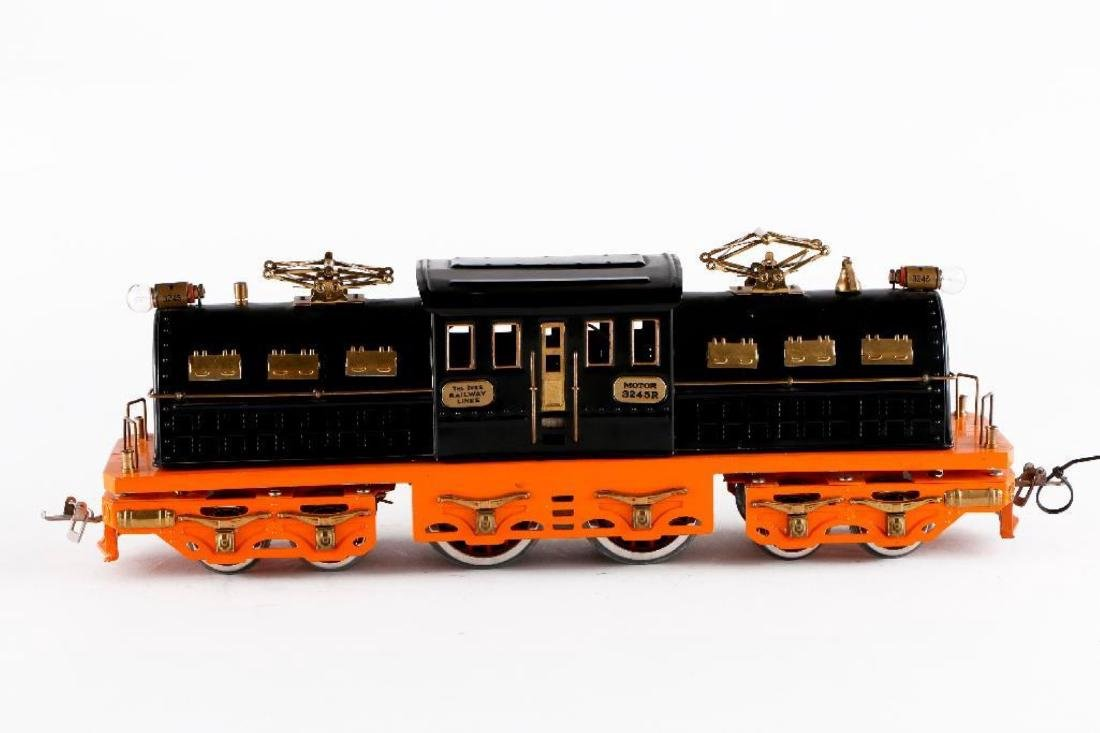 Ives Standard Gauge 3245R Reproduction Locomotive - 3