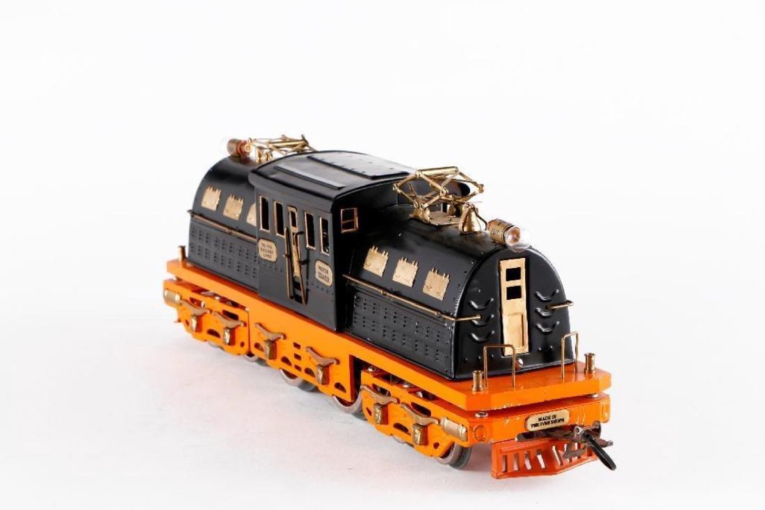 Ives Standard Gauge 3245R Reproduction Locomotive - 4