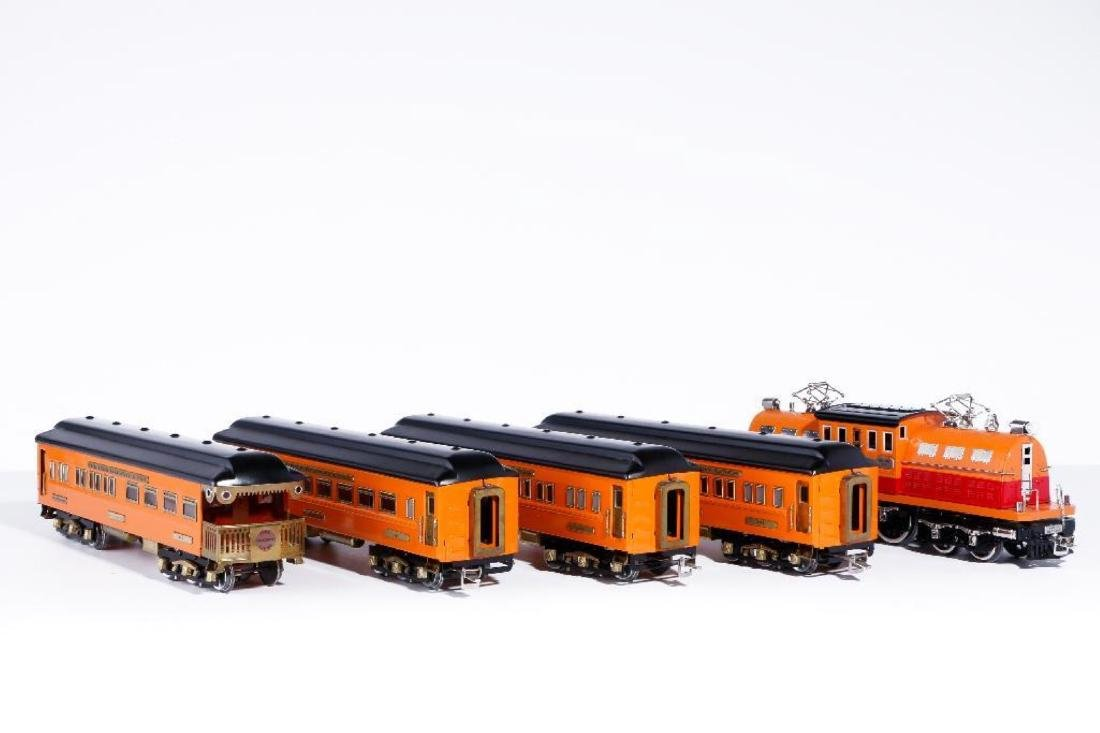 Ives Standard Gauge Repro Transition Passenger Set - 2
