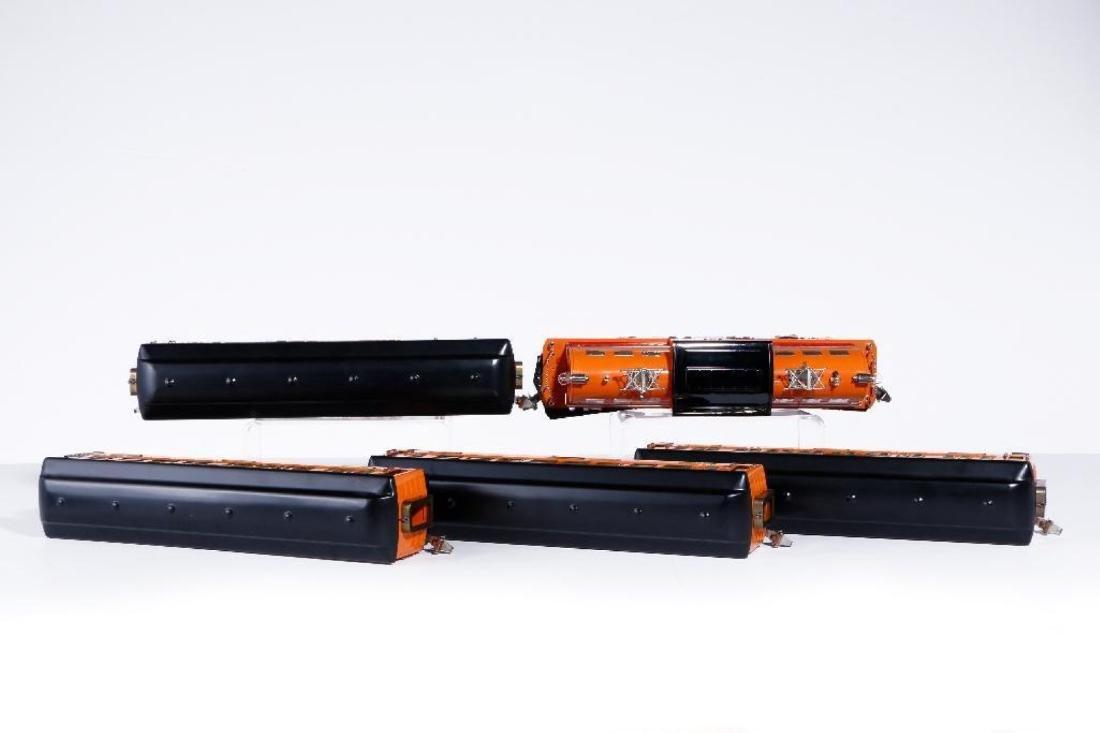 Ives Standard Gauge Repro Transition Passenger Set - 3