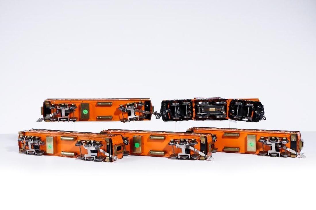 Ives Standard Gauge Repro Transition Passenger Set - 4