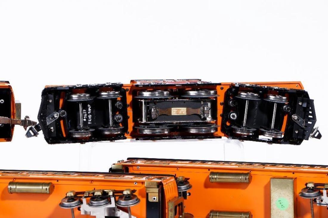 Ives Standard Gauge Repro Transition Passenger Set - 5