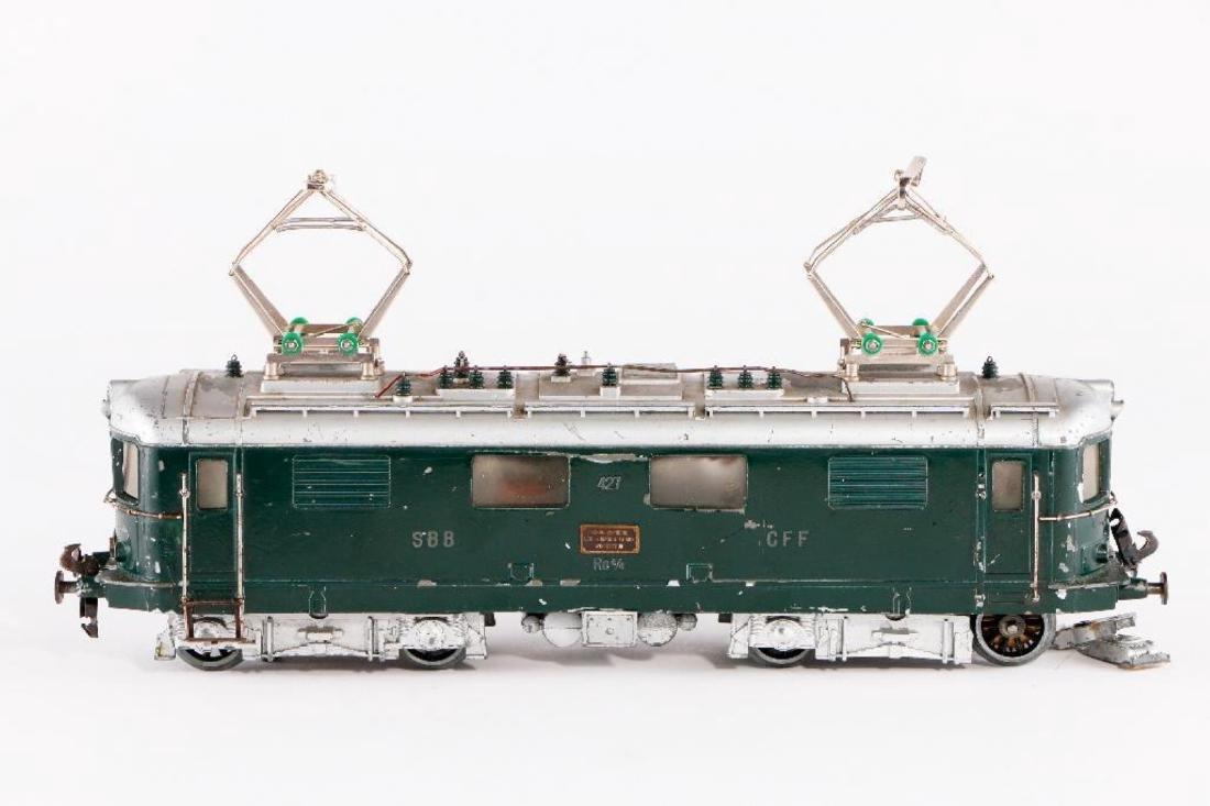 Buco Swiss 0 Gauge Diecast Locomotive - 3