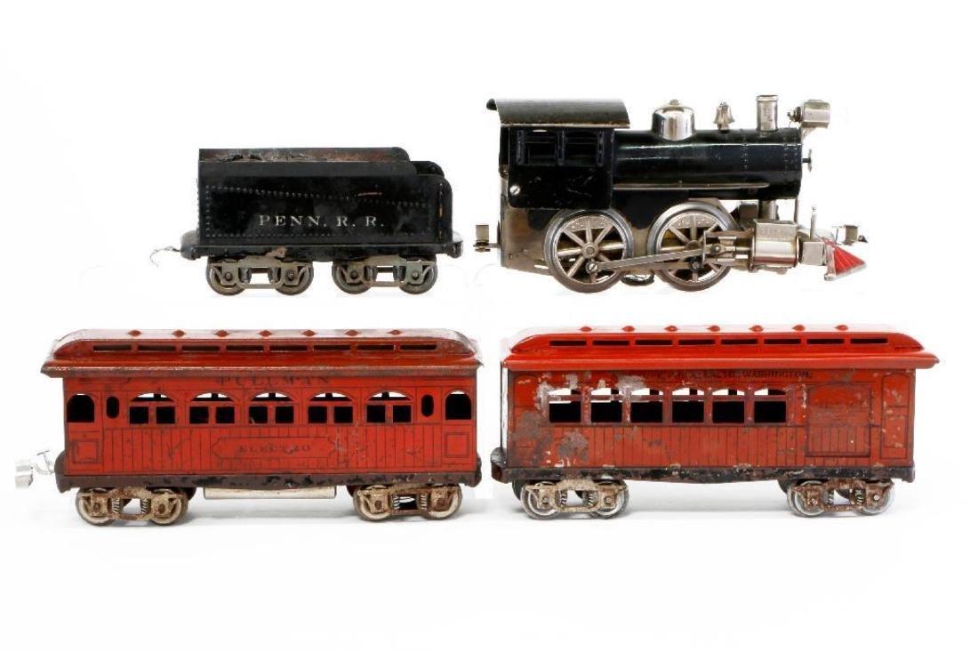"Scarce Elektoy 2"" Gauge Steam Loco and Passenger Set - 2"