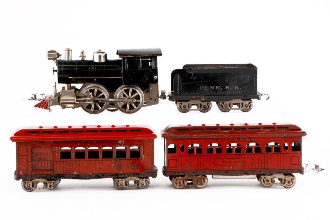 "Scarce Elektoy 2"" Gauge Steam Loco and Passenger Set - 3"