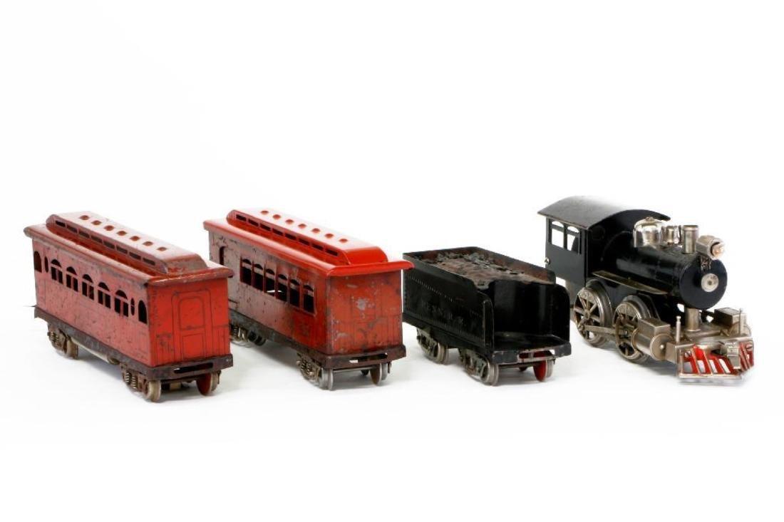 "Scarce Elektoy 2"" Gauge Steam Loco and Passenger Set - 5"