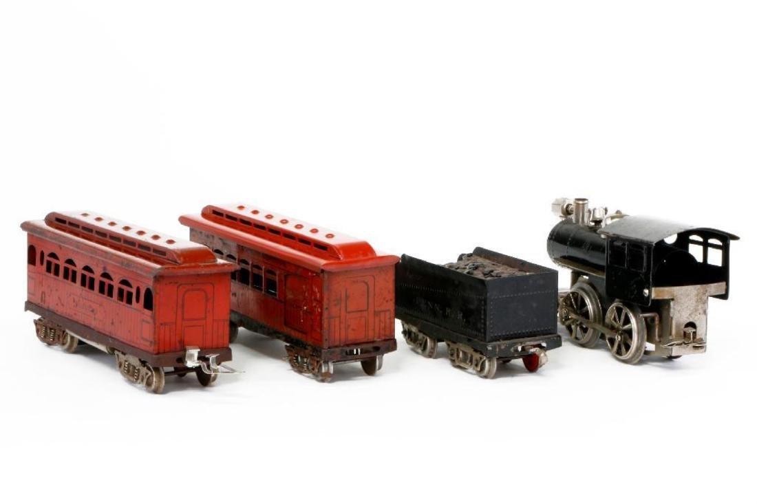 "Scarce Elektoy 2"" Gauge Steam Loco and Passenger Set - 6"