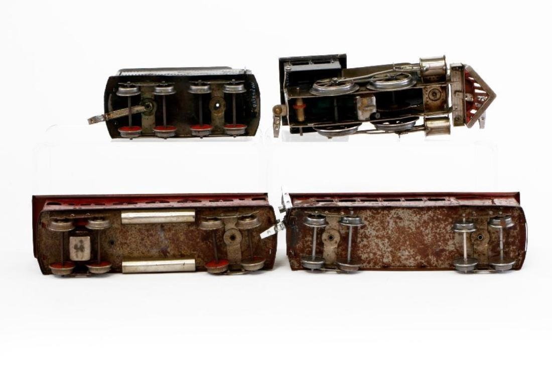 "Scarce Elektoy 2"" Gauge Steam Loco and Passenger Set - 8"