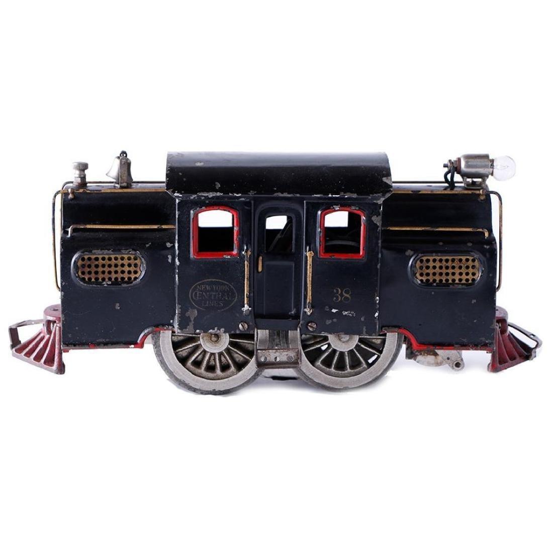 Lionel Standard Gauge Early 38 Locomotive