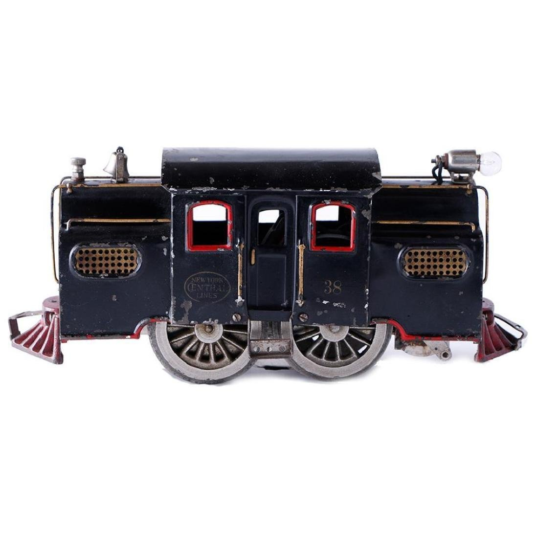 Lionel Standard Gauge Early 38 Locomotive