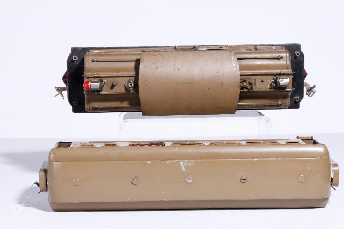 Lionel 402 Standard Gauge PassengerSet with Repro Diner - 4