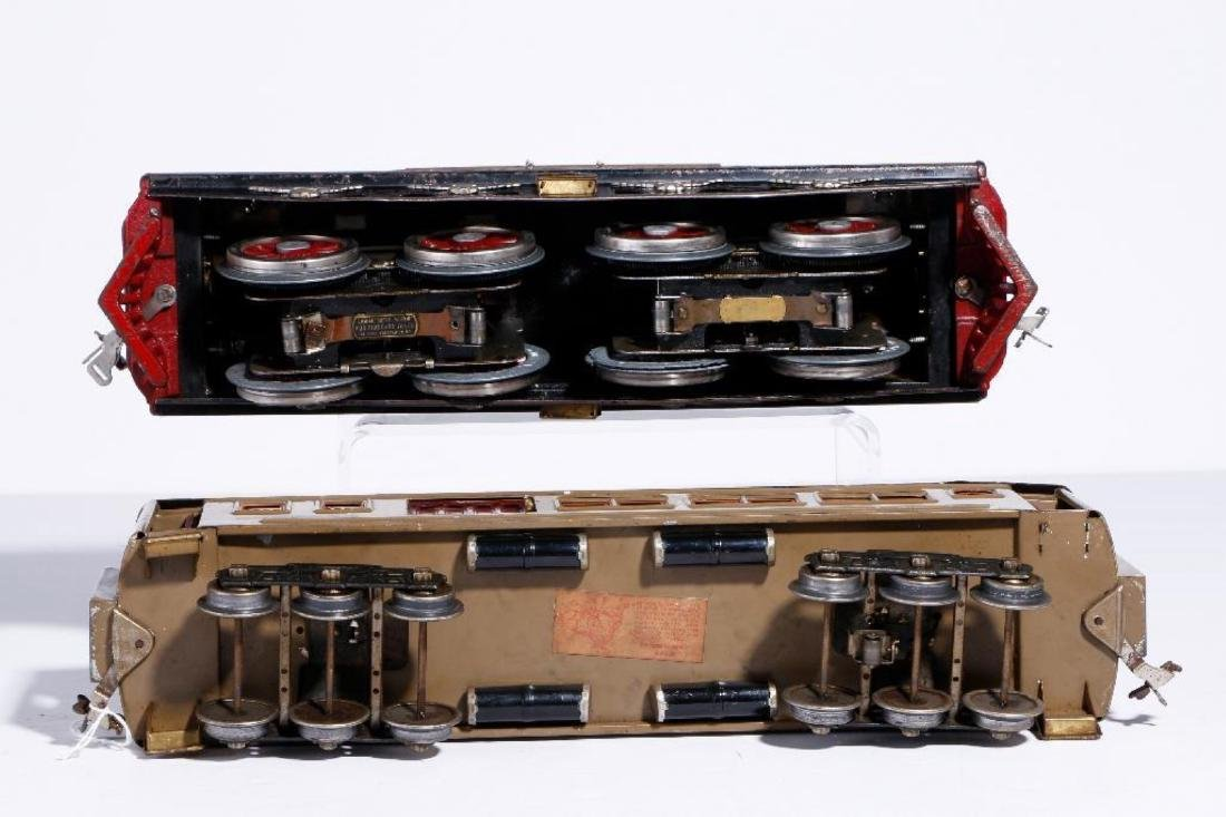 Lionel 402 Standard Gauge PassengerSet with Repro Diner - 5