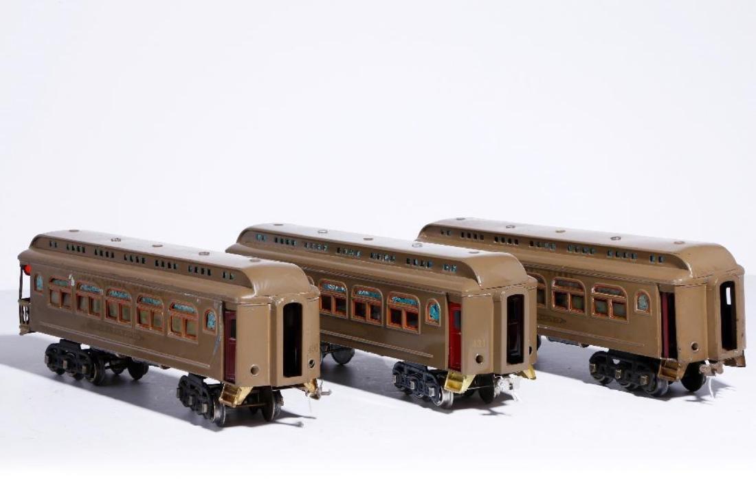 Lionel 402 Standard Gauge PassengerSet with Repro Diner - 6