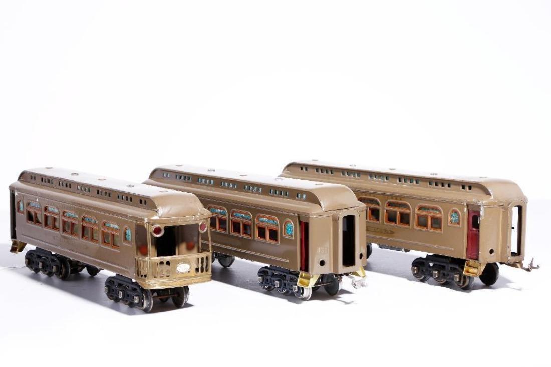 Lionel 402 Standard Gauge PassengerSet with Repro Diner - 7